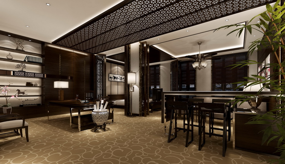 酒店餐饮空间设计